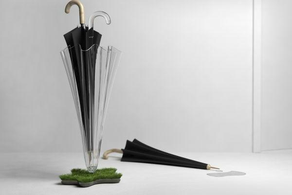 dürchsichtiger-Ständer-für-Regenschirme-in-Form-eines-Regenschirms