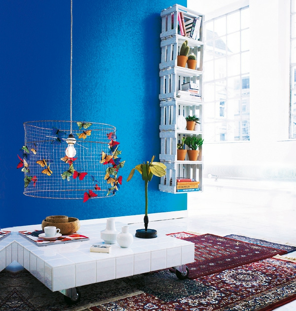 22 verbl ffende deko bastelideen f r ihr zuhause. Black Bedroom Furniture Sets. Home Design Ideas