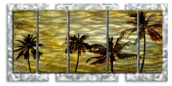 deko-palme-schönes-bild-für-die-wand