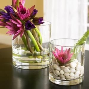 Glas Deko - stilvoll und wunderschön!