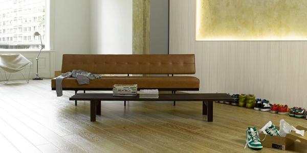 deko   paneele-elegantes-zimmer-mit-led-beleuchtung - schönes sofa