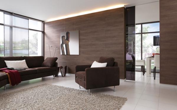 Wohnzimmer Paneele, dekopaneele für eine originelle wohnung - gestaltung! - archzine, Design ideen