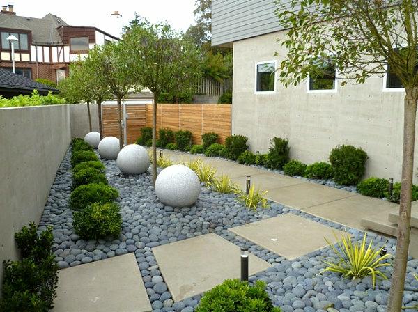 Dekosteine Für Garten Und Für Inneren Wohnraum Archzinenet