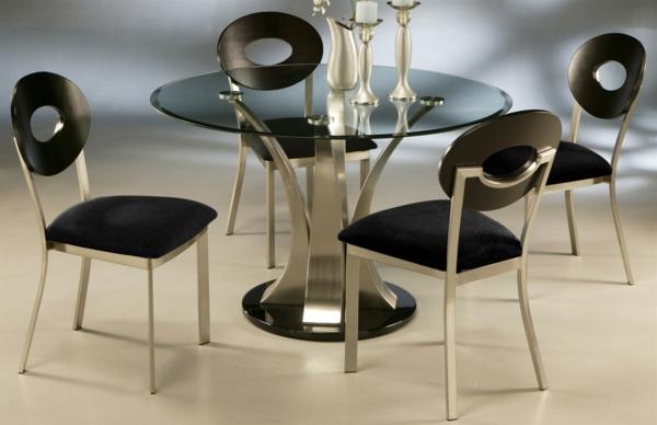 57 beispiele f r designer glastische. Black Bedroom Furniture Sets. Home Design Ideas
