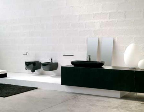 coole-designidee-schwarzes-waschbecken-im-badezimmer