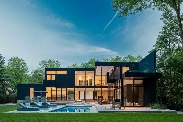 Haus Mit Garten Erstaunliche Fotos