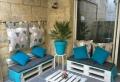 Sofa aus Paletten – 42 wunderschöne Bilder!