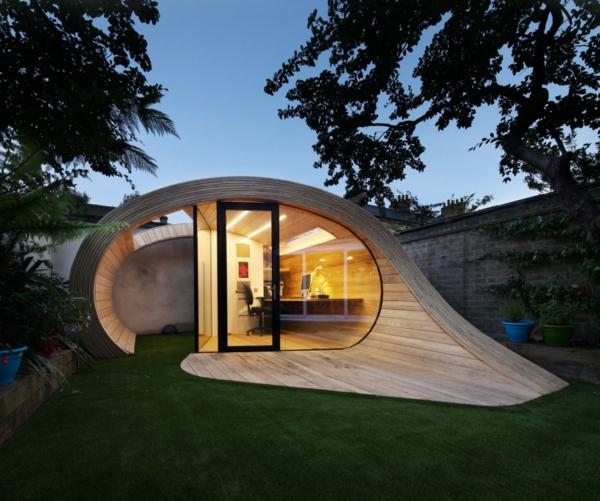 Einzigartige Häuser Design Architektur Idee Haus Mit Garten  Erstaunliche  ...
