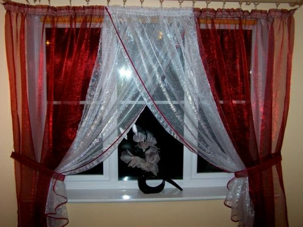 organza gardinen namme deine shoppingwelt. Black Bedroom Furniture Sets. Home Design Ideas