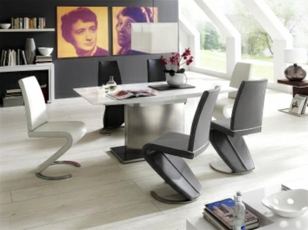 esszimmerstühle-in-schwarz-wunderschönes-modernes-design