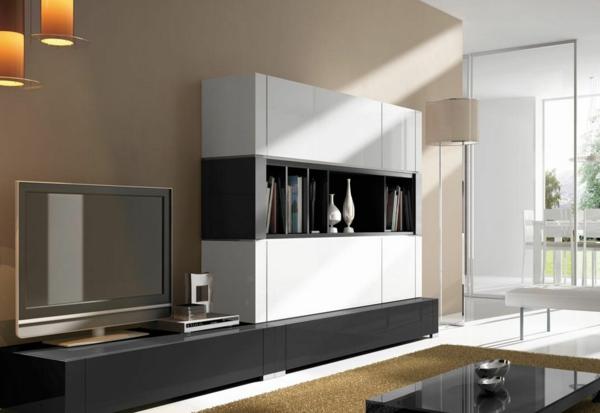 Tv möbel modern weiß  Exklusive Tv - Möbel - 52 neue Designs! - Archzine.net