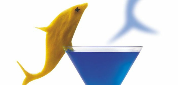 fisch-cocktail-deko-idee-blaues-Cocktail