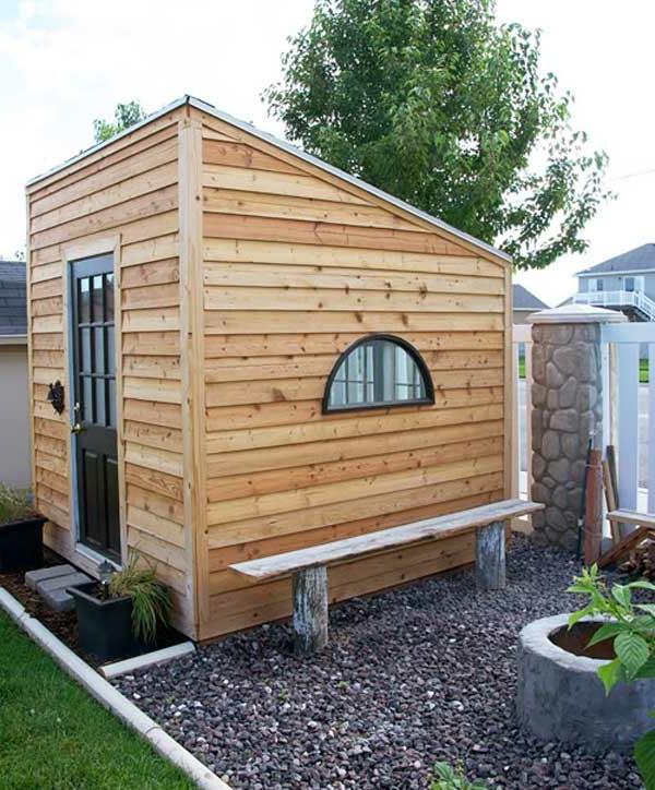 modernes design f r garten spielhaus einfach klasse. Black Bedroom Furniture Sets. Home Design Ideas