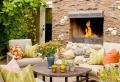 Gartenkamine – erstaunliche Fotos!