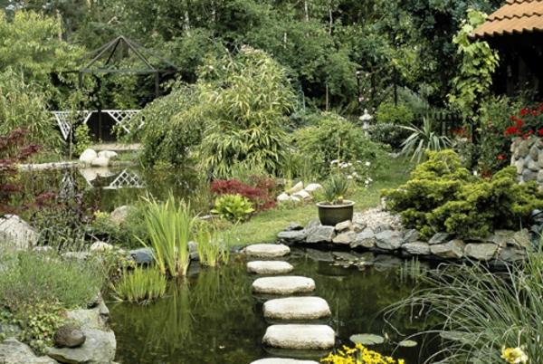 Gartengestaltungsideen : exotische-gartengestaltungsideen-traum-garten ...