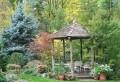 20 wunderschöne Gartenlauben!