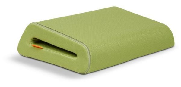 modernes-grünes-Laptop-Kissen-komfortabel