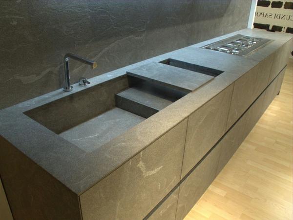 Steinspülbecken für die Küche  23 coole Vorschläge!