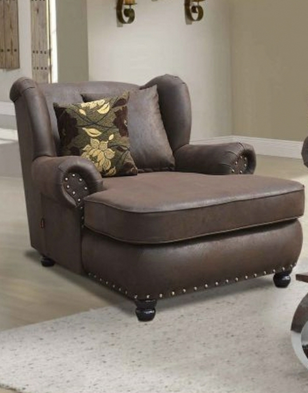 braun grünes wohnzimmer:großer-Lounge-Chair-Sessel-Braune-Farbe