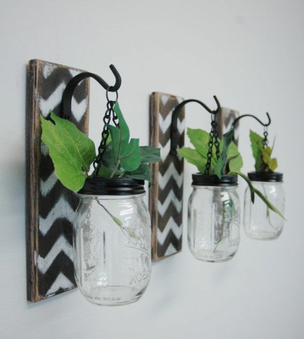 Hängende Zimmerpflanzen können die beste Hänge - Dekoration sein!