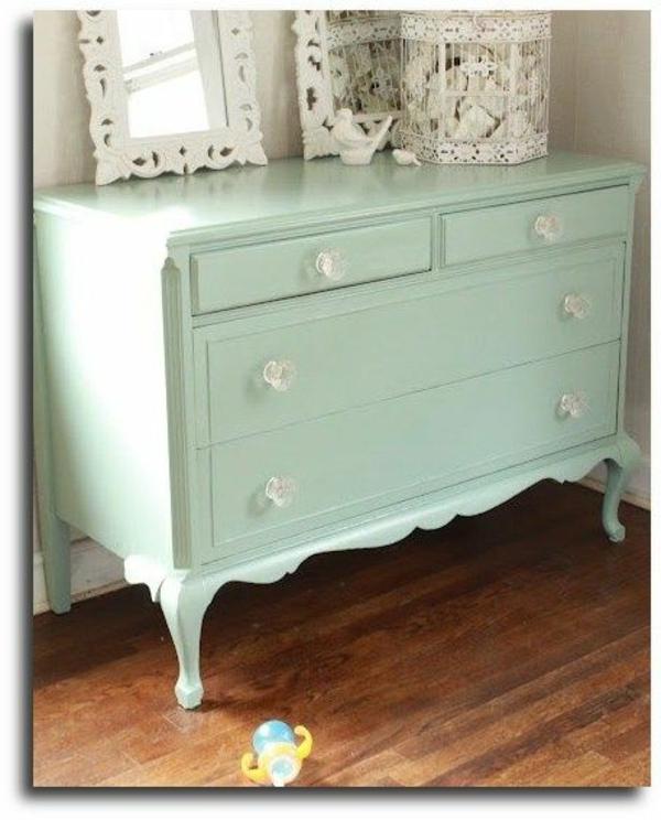 vintage schrank t rkis interessante ideen f r die gestaltung eines raumes in. Black Bedroom Furniture Sets. Home Design Ideas