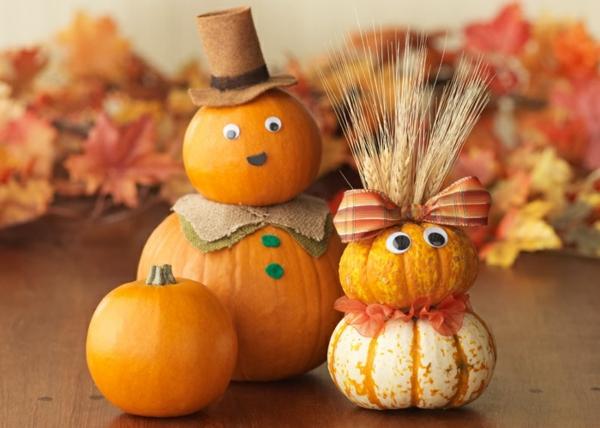 Herbstliche dekoration oder den herbst zu gast einladen for Halloween zimmerdeko