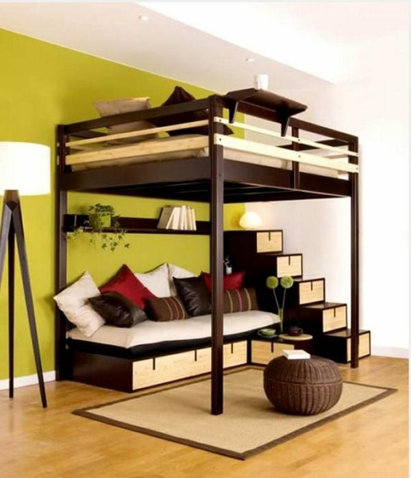 Hochbetten Für Erwachsene Wohnidee Originelles Design Design