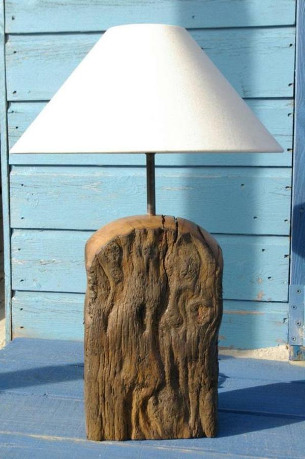 coole-Tischlampen-aus-Treibholz