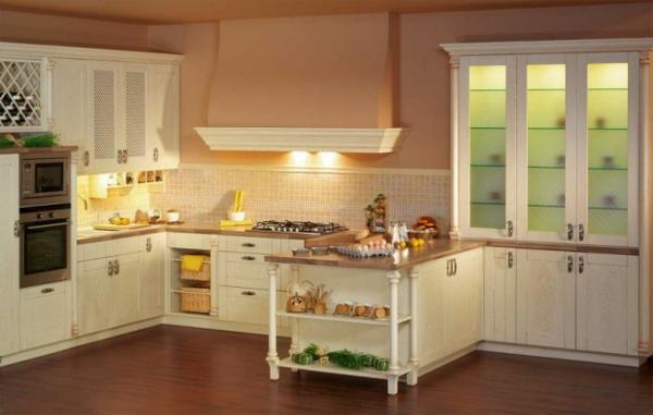 interessante-wandpaneele-für-küche - helle farben