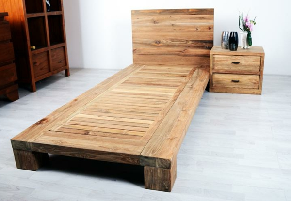 kinderbett aus massivholz 24 super designs. Black Bedroom Furniture Sets. Home Design Ideas