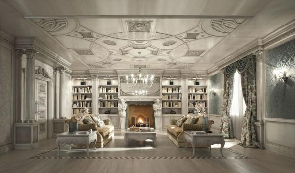 Italienisches wohnzimmer wohndesign und inneneinrichtung for Einrichtung italienischer stil