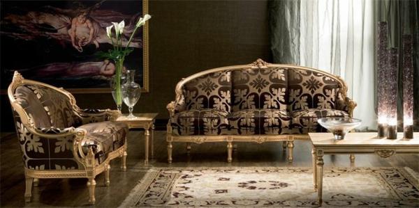 italienische-wohnzimmer-elegante-ausstattung