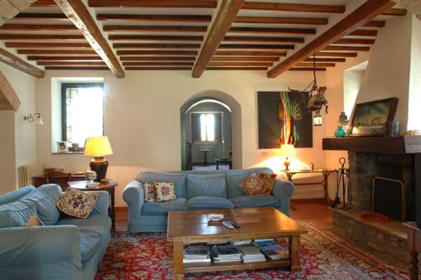 Gut Italienische Wohnzimmer U2013 52 Prima Interieur U2013 Ideen!