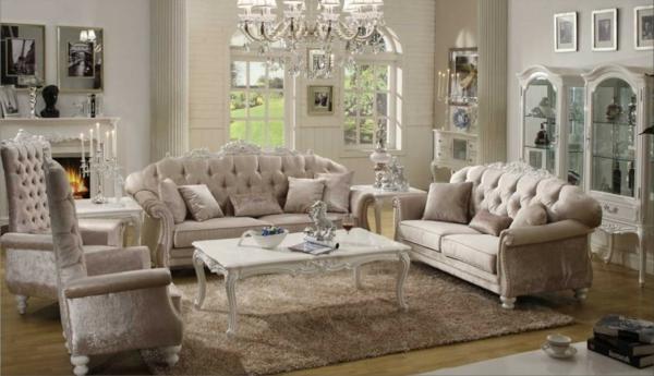 italienische wohnzimmer 52 prima interieur ideen. Black Bedroom Furniture Sets. Home Design Ideas