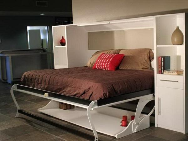 jugendzimmer-mit-schrankbett-elegente-weiße-farbe