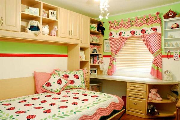 jugendzimmer-mit-schrankbett-grün-süß
