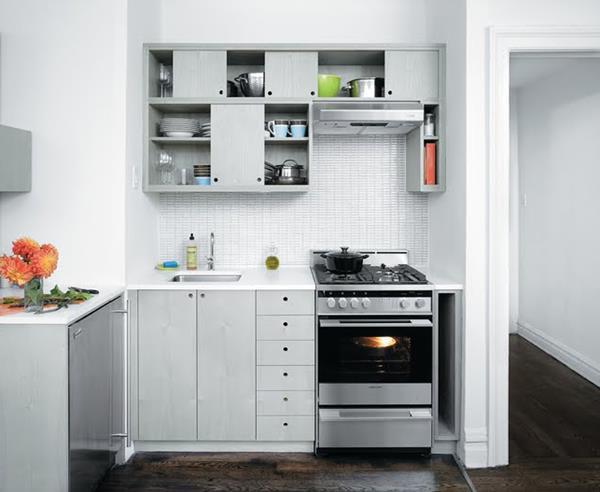 Mini Kitchen Cabinet Design