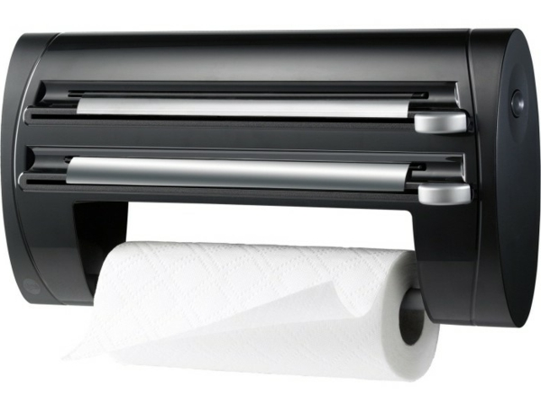 küchenrollenhalter-für-wand-schwarzes-modernes-design