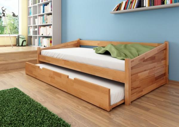kinderbett aus massivholz 24 super designs. Black Bedroom Furniture Sets. Home Design Ideas