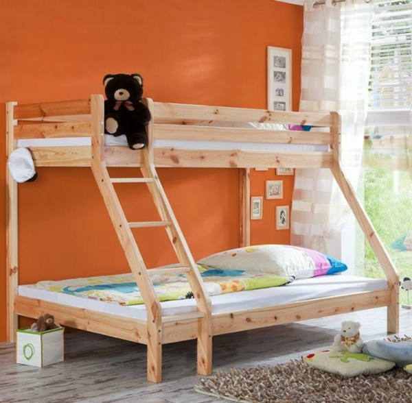 Kinderbett Aus Massivholz 24 Super Designs Archzine Net