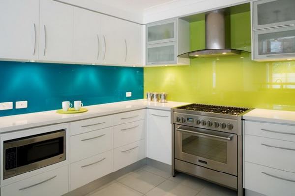 Küchengestaltung Wände kleine küche einrichten neue beispiele archzine
