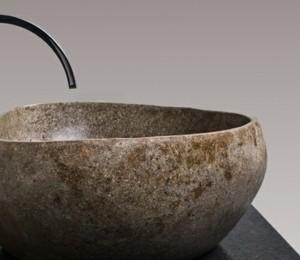 20 Ideen für Waschbecken aus Naturstein!