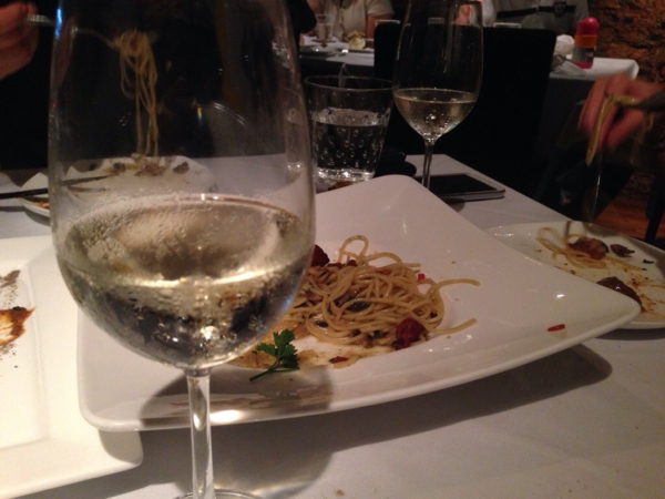 leonardo weißweingläser-zum essen-einfach-passendes-essen