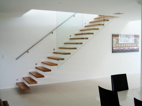 Freitragende Treppe - coole Ideen!