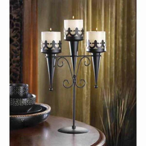 Mittelalter dekoration wird immer im trend sein - Dekoration kerzen ...
