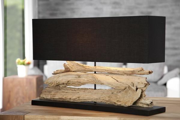 moderne-kreative-Tischlampe-aus-Treibholz