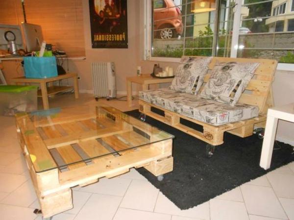 paletten sofa wohnzimmer sofa aus paletten bekannt genieen sie - Wohnzimmer Paletten