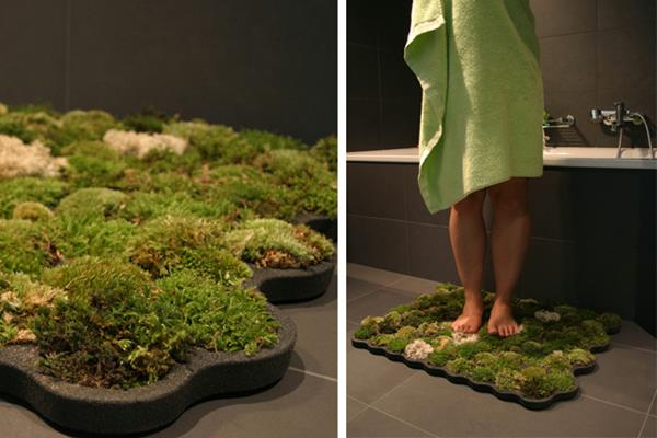 badteppich tolle vorschl ge f r ihr badezimmer. Black Bedroom Furniture Sets. Home Design Ideas