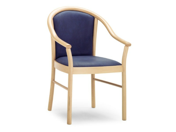 schöner stuhl  - weißer hintergrund