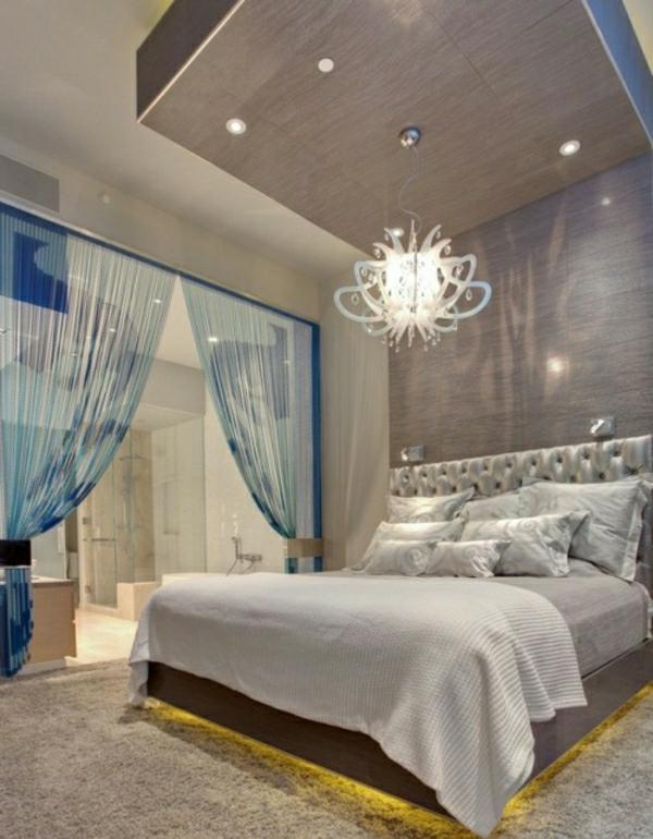 organza gardinen hier sind unsere 31 coolen ideen. Black Bedroom Furniture Sets. Home Design Ideas